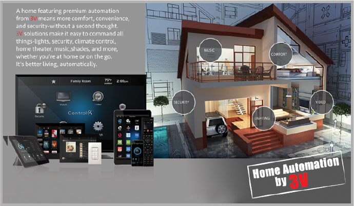 smart home is a briliant idea. beautiful ideas. Home Design Ideas